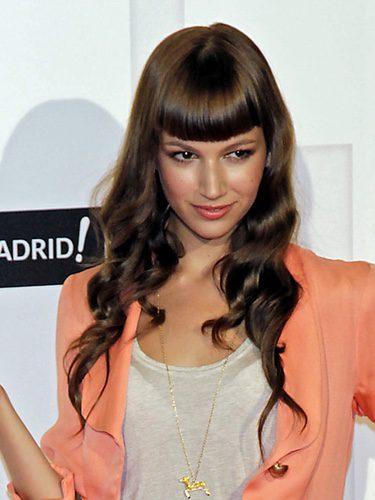 Úrsula Corberó con un look similar al de Beyoncé en uno de sus videoclips