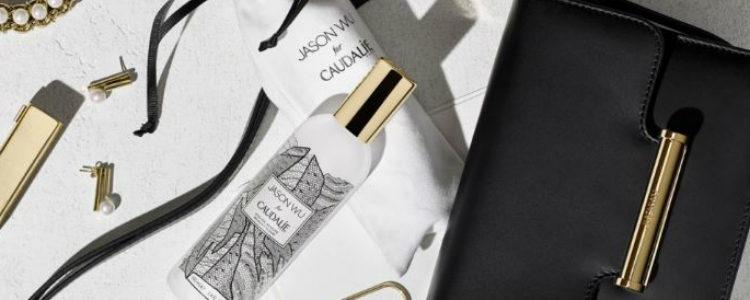 El encaje ha sido el elemento elegido por Jason Wu para el nuevo packaging de L'Eau de Beauté
