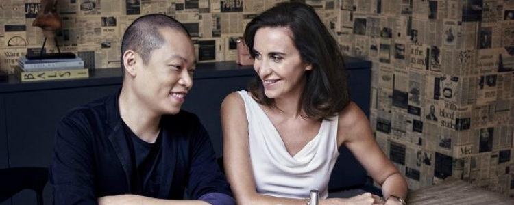 Jason Wu y Mathilde Thomas, fundadora de Caudalie, mantienen una excelente relación