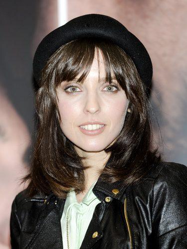 Leticia Dolera con un sombrero negro