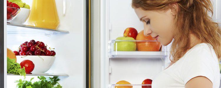Una alimentación saludable hará que tu piel no se resienta