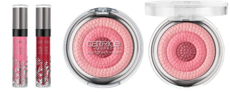 Los labiales y el colorete de 'Retrospective' van de los tonos rosados a los rojizos