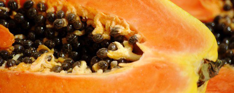 La papaya tiene una gran cantidad de propiedades