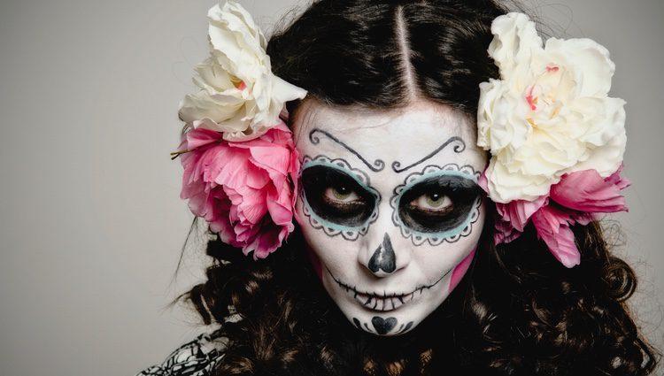 Maquillaje terrorífico para Halloween