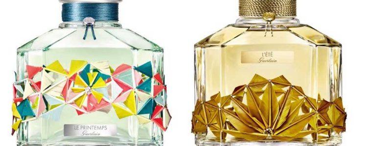 Nueva colección de perfumes Guerlain: Les quatres saisons