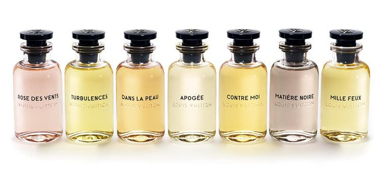 'Les Parfums' de Louis Vuitton