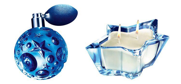 'Angel Étoile de Rêves Eau de Nuit: el perfume y la vela