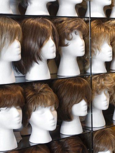 El peluquín es una buena idea para volver a lucir una buena melena