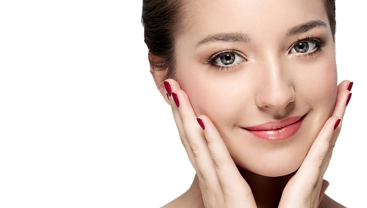 Puedes optar por un maquillaje natural