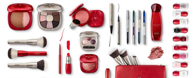 'Holiday Collection 2016', la propuesta de maquillaje de Kiko para estas navidades