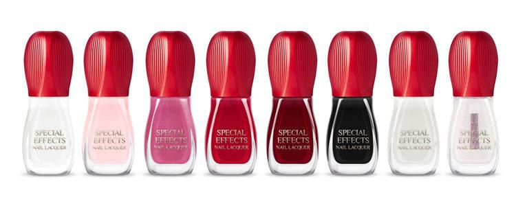 'Special Effects Nail Lacquer Kit', el set de esmaltes de uñas de la colección