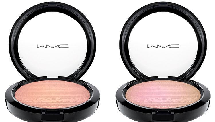 Sombras de la nueva línea de maquillaje de MAC