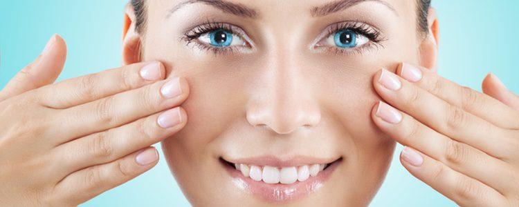 La mandíbula o los ojos también pueden reforzarse con estos automasajes