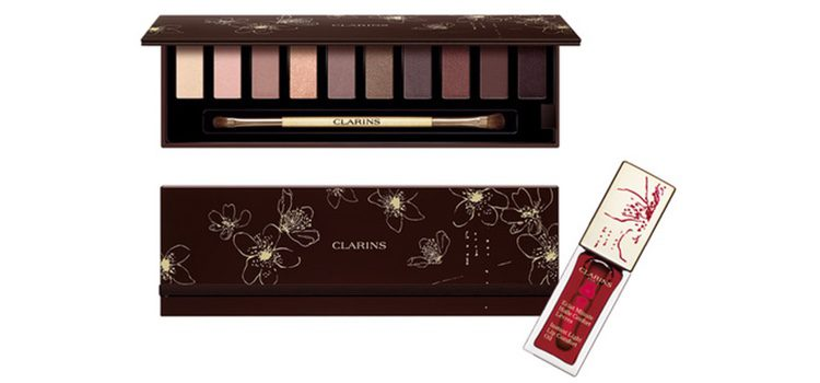 'Festive Eye Make-Up Palette' y 'Instant Light Lip Comfort Oil'
