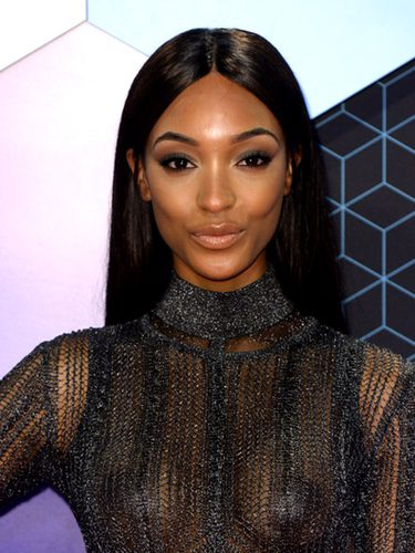 Jourdan Dunn con smokey eye