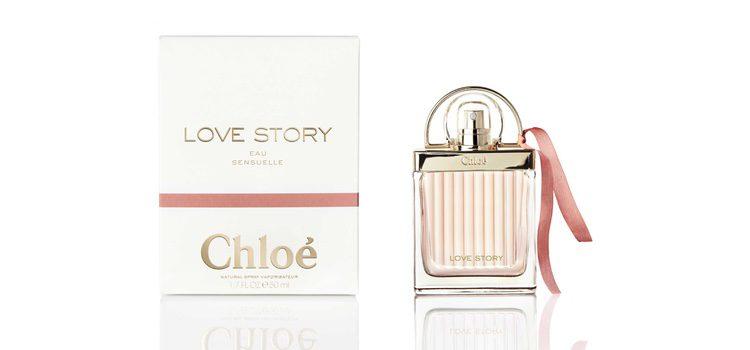 'Love Story Eau Sensuelle' de Chloé
