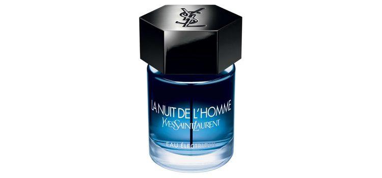 'La Nuit de L'Homme Eau Électrique' de Yves Saint Laurent