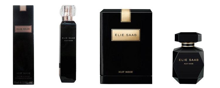 El packaging de 'Nuit Noor', el nuevo perfume de Elie Saab