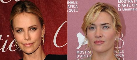 charlize theron y kate winslet