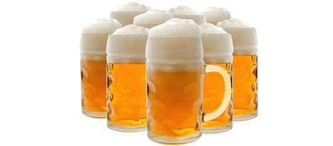 cervezas que ingerimos