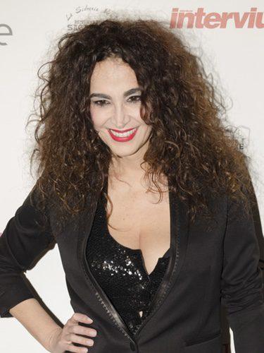 Cristina Rodríguez usa una base de maquillaje demasiado clara