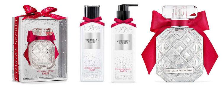 'Paris', el perfume oficial del Victoria's Secret Fashion Show inspirado en la ciudad francesa