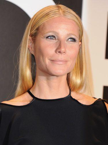 Gwyneth Paltrow sin cejas ni labios