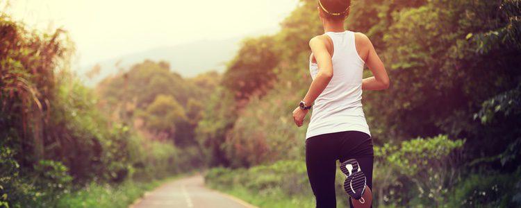 El running tiene muchos beneficios físicos