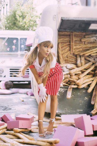 Ariana Grande lanza nuevo perfume