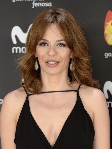 María Adánez se decide por un makeup en tonos nude