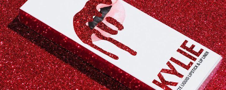 Colección San Valentín de Kylie Cosmetics