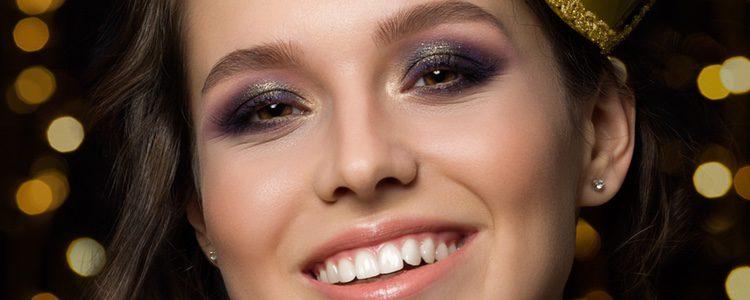 Utilizar purpurina y glitter es ideal para carnaval
