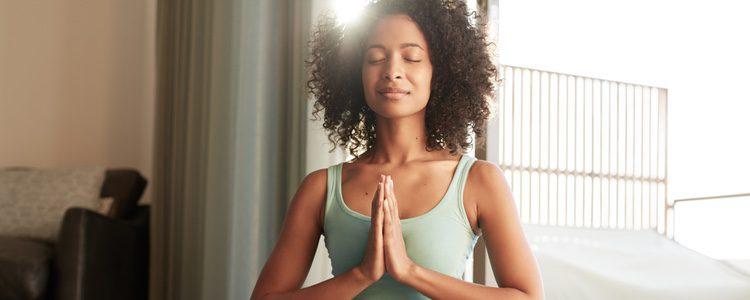 Es un ejercicio que reduce mucho el estrés al practicarlo