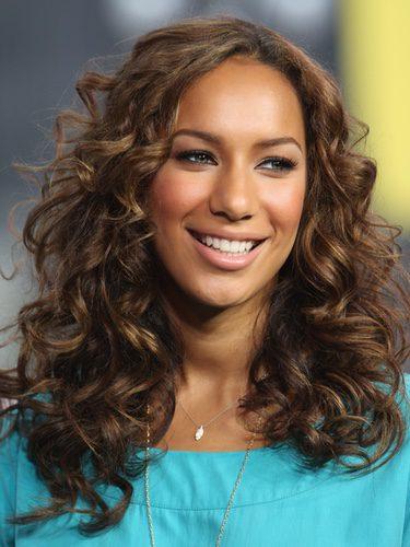 Leona Lewis opta por las ondas elásticas