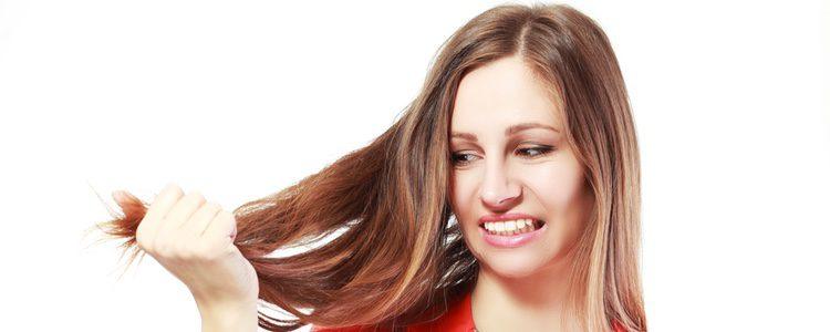 La mascarilla de chocolate es buena para el cabello graso y seco