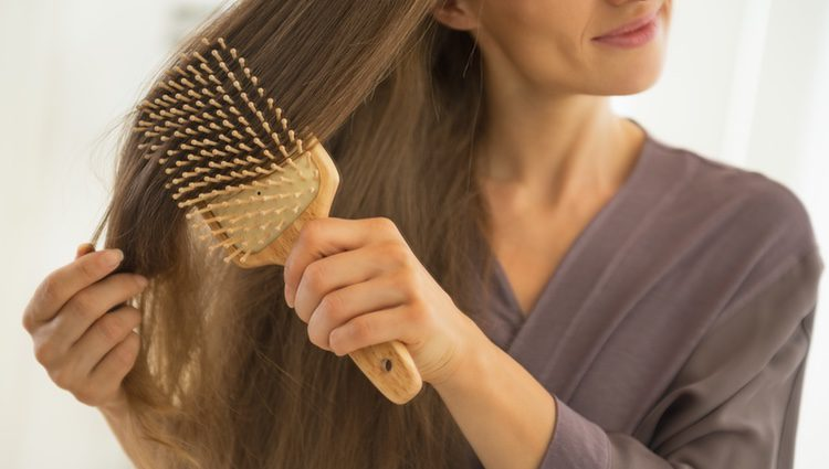 No debemos romper el pelo al peinarlo, hay que hacerlo con cuidado