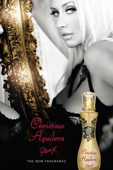 Christina Aguilera presenta nueva fragancia