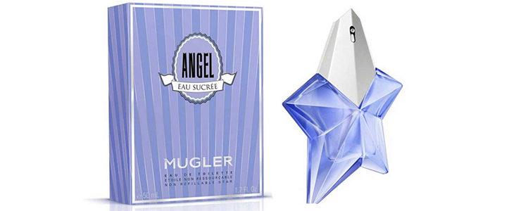 Mugler lanza una edición limitada para este 2017: 'Angel Eau Sucrée'