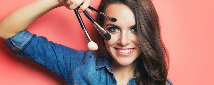 Depende el tipo de acné que tengas la forma de maquillarte deberá ser diferente