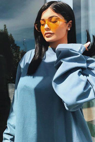 Kylie Jenner lanza una colección de rubores