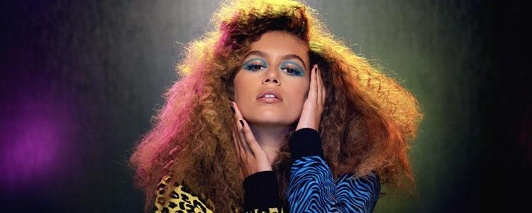 Kaia Gerber para la campaña de primavera 2017 de Marc Jacobs