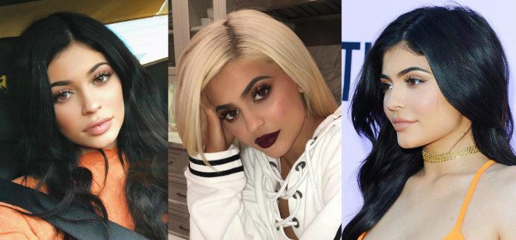 La pequeña de las Jenner tiende a coloretes claros y naturales