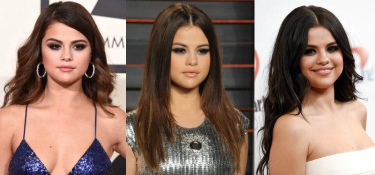 Selena Gomez apuesta por el ahumado de ojos para rasgar su mirada