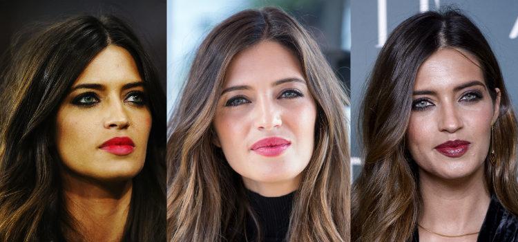 Un labial intenso y cremoso es esencial para conseguir un look como el de Sara Carbonero