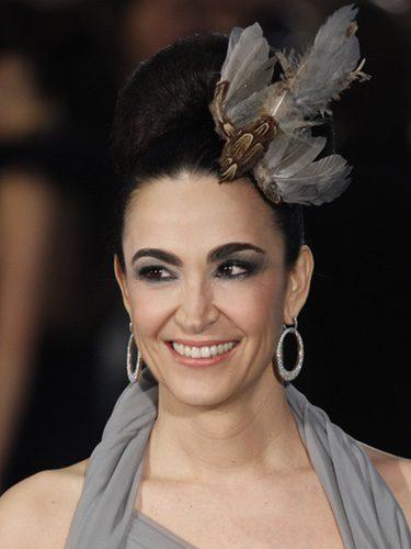 Cristina Rodríguez en los Goya 2010