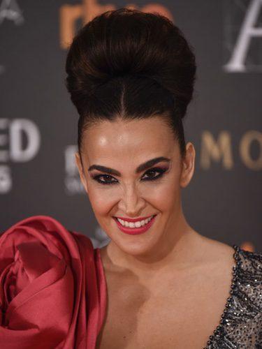 Cristina Rodríguez en los Goya 2017
