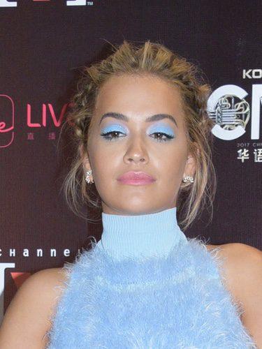 Rita Ora en una entrega de premios