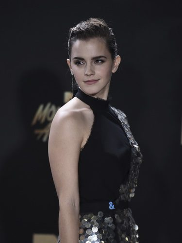 Emma Watson en los MTV Movie Awards