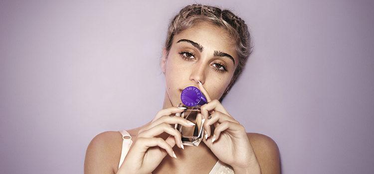 Lourdes Leon, hija de Madonna, es uno de los rostros de 'Pop Bluebell'