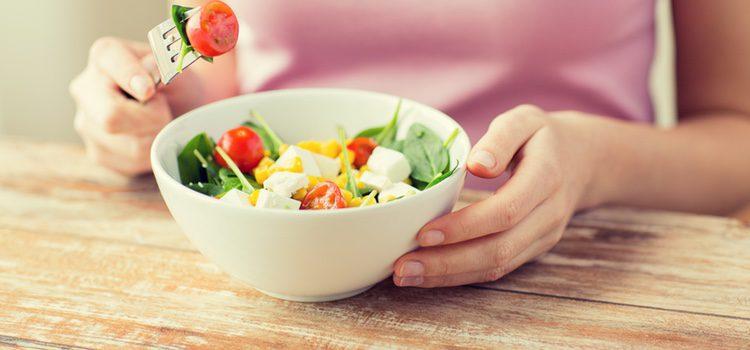 Lo que comemos repercute en nuestra aspecto exterior